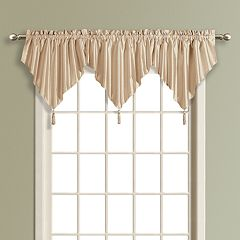 United Curtain Co. Anna Ascot Window Valance - 24'' x 42''