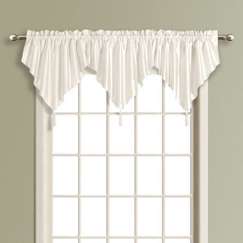 United Curtain Co. Anna Ascot Valance - 24'' x 42''