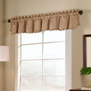 United Curtain Co. Blackstone Valance - 15'' x 54''
