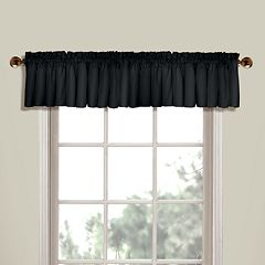United Curtain Co. Westwood Window Valance - 16'' x 56''