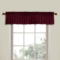 United Curtain Co. Westwood Valance - 16'' x 56''