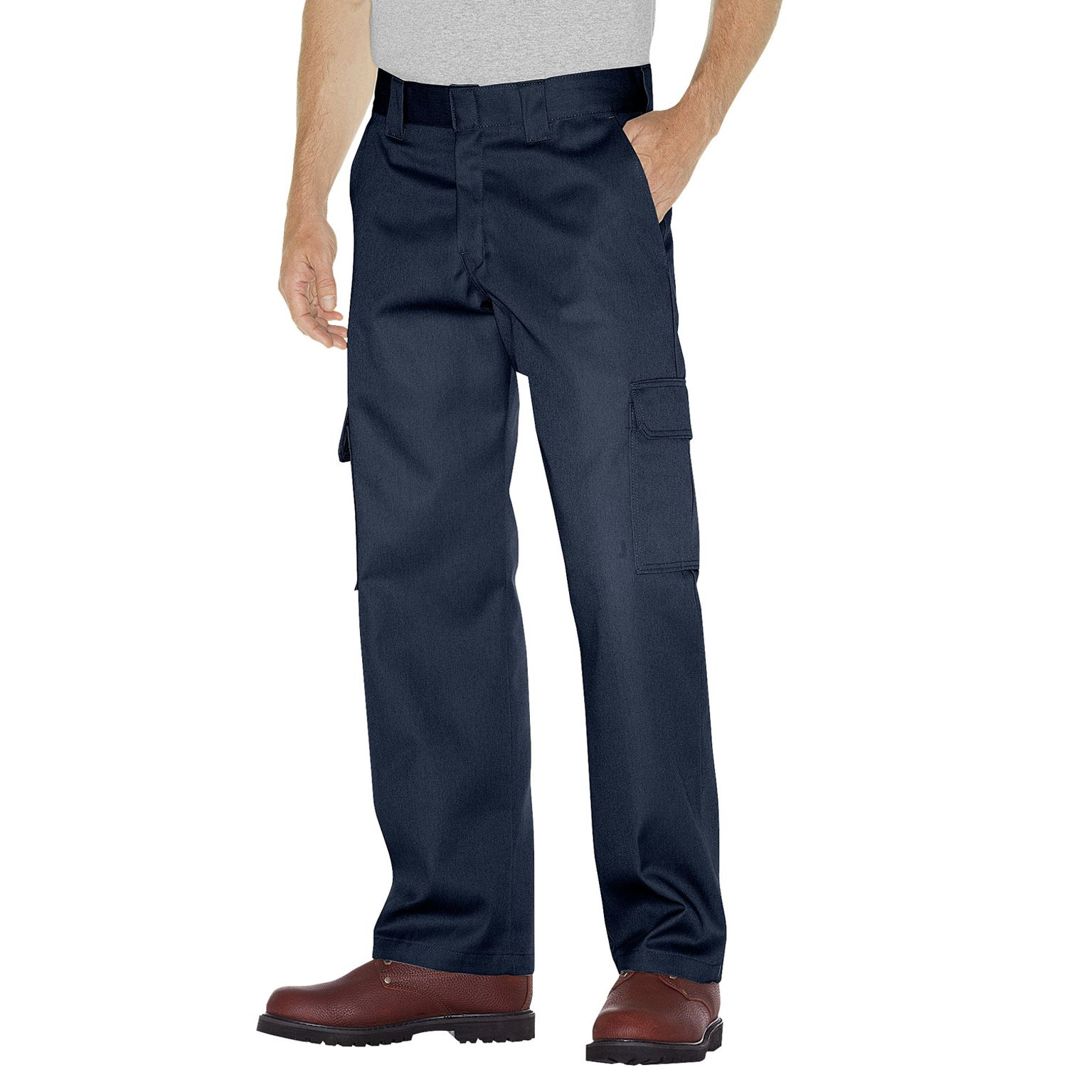 Mens Blue Cargo Pants SjfdffjN