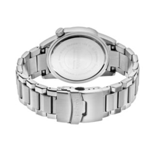 Armitron Men's Stainless Steel Watch - 20/4692BKSV
