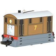 Thomas and Friends HO Scale Toby Tram Engine Train by Bachmann