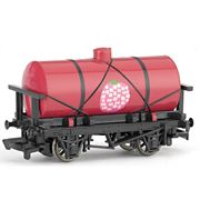 Thomas and Friends HO Scale Raspberry Syrup Tanker by Bachmann
