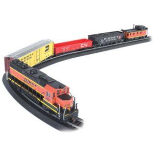 Bachmann HO Scale Rail Chief Train Set