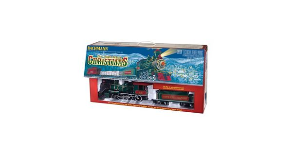 Bachmann G Scale Night Before Christmas Electric Train Set