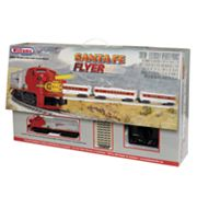 Bachmann Santa Fe Flyer O Scale Electric Train Set