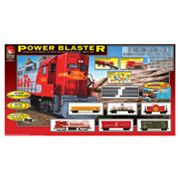 Life-Like Power Blaster HO Scale Train Set