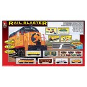 Life-Like Rail Blaster HO Scale Train Set