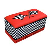 Harmony Kids Race Car Toy Box