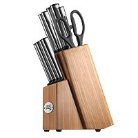 Ginsu Koden 11 pc Cutlery Block Set