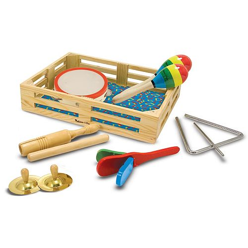 Melissa & Doug Band-in-a-Box