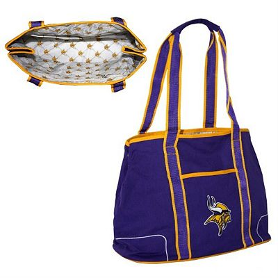Minnesota Vikings Hampton Tote