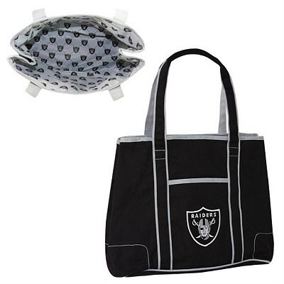 Oakland Raiders Hampton Tote