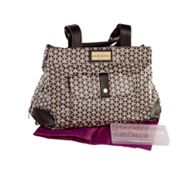 CoCaLo Couture Kayla Geometric Satchel Diaper Bag