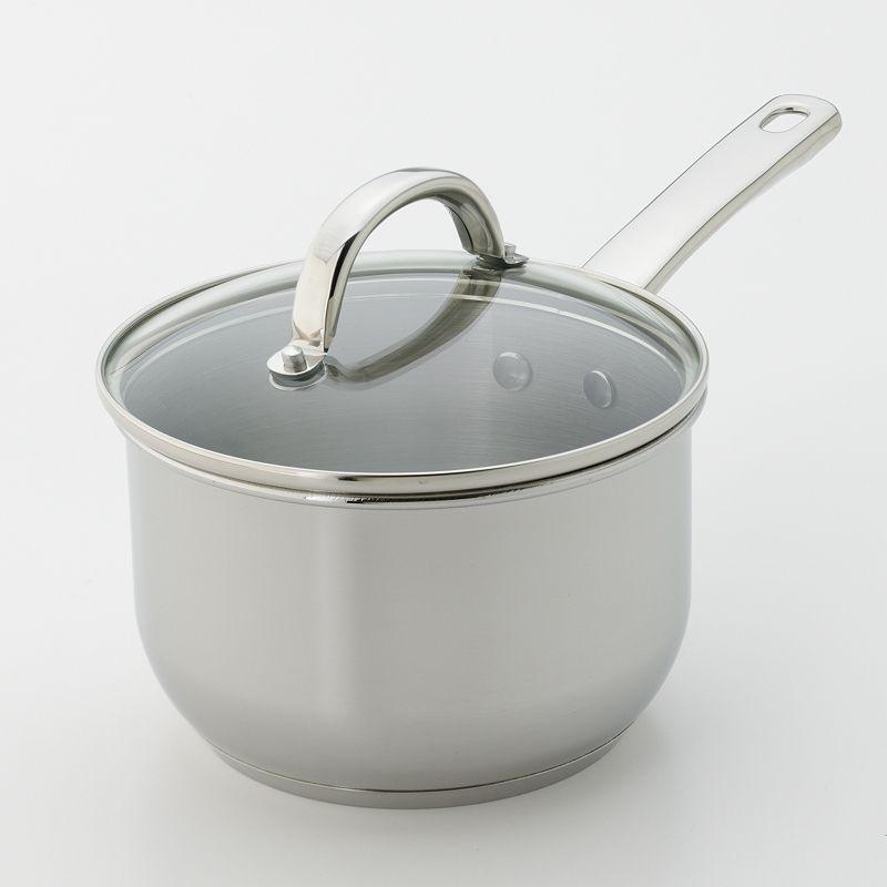 Kitchen la carte 2-qt. Stainless Steel Sauce Pan