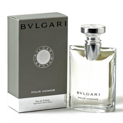 Bvlgari Pour Homme by Bvlgari Eau de Toilette Spray - Men's