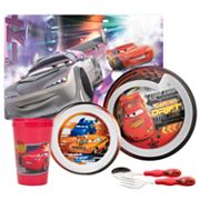 Disney/Pixar Cars 6-pc. Mealtime Set By Zak Designs