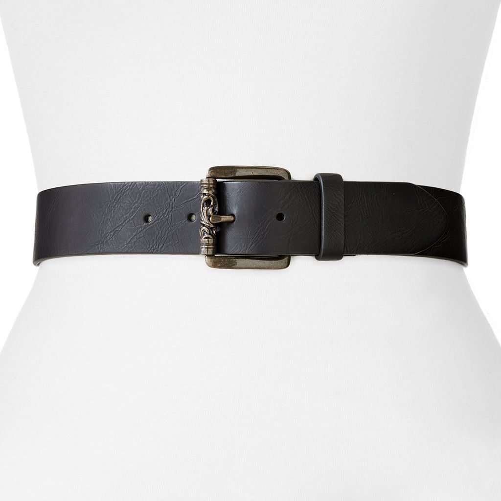 SONOMA Goods for Life™ Scroll Belt