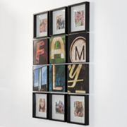 12-pc. Retro Color Frame Set