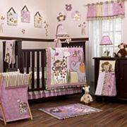 CoCaLo Baby Jacana 8-pc. Crib Bedding Set