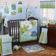 CoCaLo Baby Turtle Reef 8-pc. Crib Bedding Set