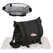 Denver Broncos Diaper Bag