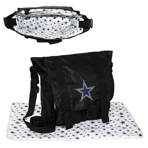 Dallas Cowboys Diaper Bag