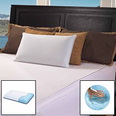 Gel Memory Foam Classic Pillow - Standard/Queen