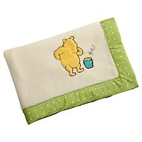 Disney Winnie the Pooh My Friend Pooh Coral Fleece Blanket by Crown Crafts