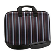 Chloe Dao Striped Slim 15.6-in. Laptop Briefcase
