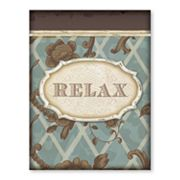 Relax Wall Decor