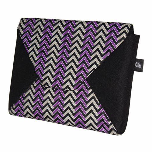 Chloe Dao Herringbone iPad and Laptop Sleeve