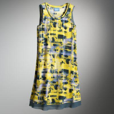 Simply Vera Vera Wang Geometric Shift Dress