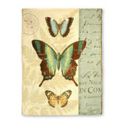 Three Butterflies Wall Decor