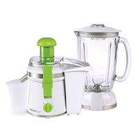 Nesco 2-in-1 Juicer & Blender