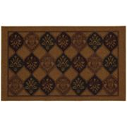 Mohawk Home Damask Rug