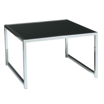 Office Star Products Avenue Six Yield Accent Table