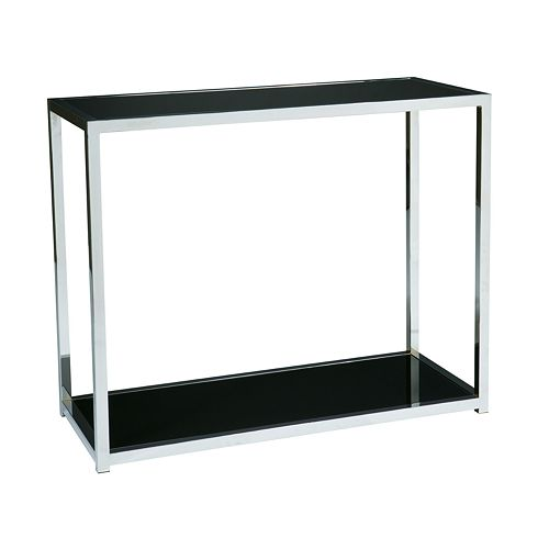 Office Star Products Avenue Six Yield Foyer Table