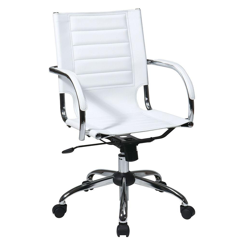 OSP Home Furnishings Avenue Six Trinidad Office Chair