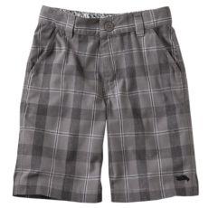 Tony Hawk Trail Plaid Walking Shorts - Boys' 4-7x