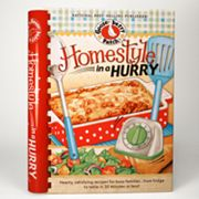 Gooseberry Patch ''Homestyle In A Hurry'' Cookbook