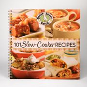 Gooseberry Patch ''101 Slow-Cooker Recipes'' Cookbook