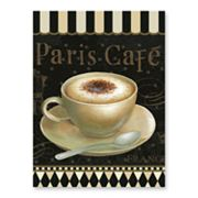 Paris Cafe Wall Decor