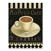 Au Petit Cafe Wall Decor