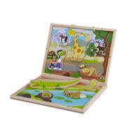 PBS Kids Take-Along Safari Puzzle Playset