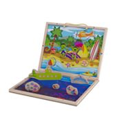 PBS Kids Take-Along Beach Puzzle Playset