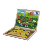 PBS Kids Take-Along Playground Puzzle Playset