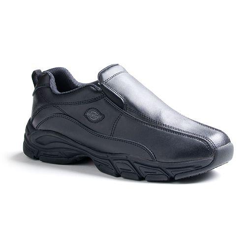 Dickies Men's Slip-On Athletic Work Shoes